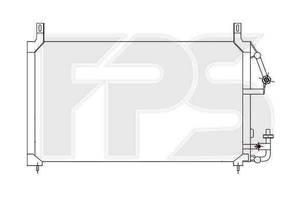 Нові радіатори кондиціонера Daewoo Espero