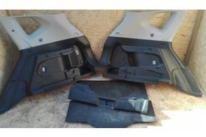Обшивка багажника б/у для  Nissan Rogue T32 2013-