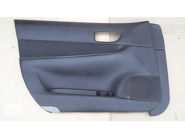 продам Обшивка двери (карта) передняя левая от Mazda 6 хэтчбек, 1.8i, 2004 г.в. GJ8A450G02 бу в Хмельницькому