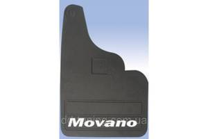 Брызговики и подкрылки Opel Movano груз.