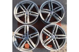 Оригинальные диски Wheelworld GERMANY 8 R18 5X112 ET45 AUDI,Mercedes,VW,Skoda без пробега по Украине
