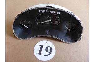Панели приборов/спидометры/тахографы/топографы Opel Corsa