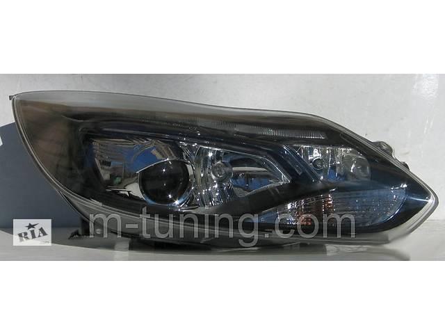 Передние фары тюнинг оптика Ford Focus 3- объявление о продаже  в Луцьку