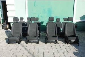 Нові сидіння Ford