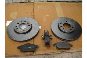 Тормозные диски Opel Vectra C