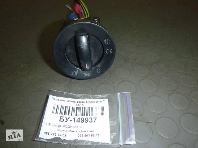 купить переключатель света на фольксваген транспортер т5