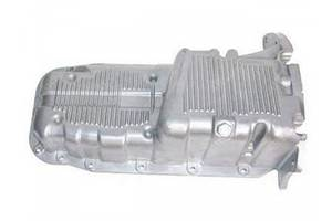 Поддон двигателя масляный Daewoo Lanos, Daewoo Nubira (Van Wezel) поддон ланос, нубира