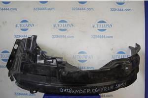 Бризковики і підкрилки Mitsubishi Outlander XL