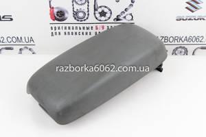 Подлокотник кожа серый Mazda 6 (GG) 03-07 (Мазда 6 ГГ)