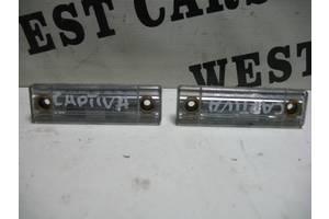б/у Фонари подсветки номера Chevrolet Captiva
