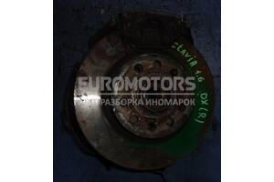 Тормозной диск передний вент D280 Skoda Octavia (A5) 2004-2013