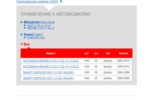 Пробка расширительного бачка ADC49908 BLUE Print  MITSUBISHI  или SMART