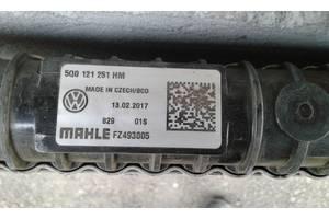 Продається радіатор охолодження (води) мот. 2. 0 TDI для Volkswagen Tiguan 2016-2019 р. в.