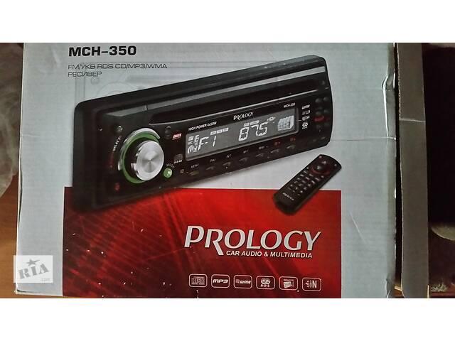 купить бу Продам автомобильный ресивер Prology MCH-350 в Виннице