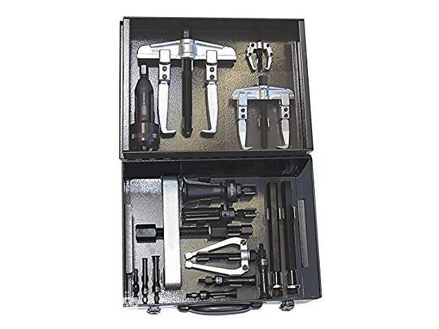 купить бу Професcиональный внутренний и наружный комплект сьёмников KS Tools 660.0021  в Киеве