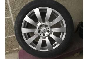 б/у диски с шинами Mercedes GLK-Class