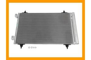 Радиатор кондиционера Fiat Scudo Citroen Jumpy Peugeot Expert 1.6 2.0 D Mjtd HDI 2007- Скудо Джампи Эксперт