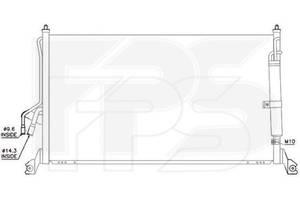 Радиатор кондиционера Infiniti FX 35 / 45 (Nissens) FP 50 K438