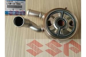 Радиатор масляный mazda CX-7, LF6W-14-700A