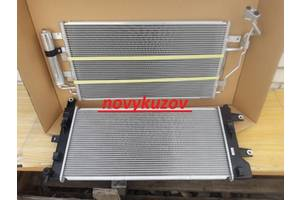 Новые Радиаторы кондиционера Nissan Leaf