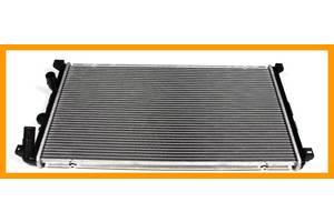 Радиатор охлаждения Renault Master Opel Movano 2.5 DCI Под кондиционер 2003-2010 Рено Мастер Опель Мовано