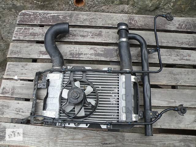 продам Радиатор интеркуллера  Mitsubishi Pajero Sport бу в Киеве