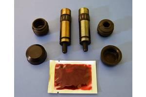 Ремкомплект суппорта направляющие с резиновым буфером Peugeot Boxer, 18 мм.