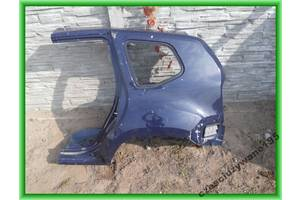Четверти автомобиля Renault Duster