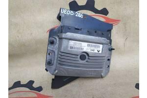 Renault Megane III 1.6 B 08-13 блок управления двигателем 237100131R