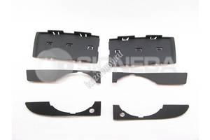 Решётки бампера Audi A4