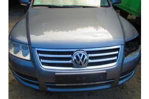 Накладки бампера Volkswagen Touareg