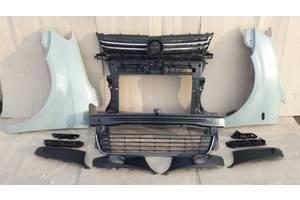 Новые Решётки бампера Volkswagen Touran