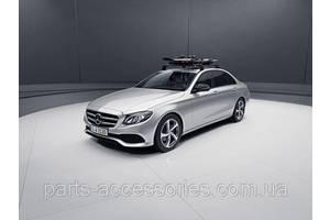 Новые Рейлинги Mercedes E-Class