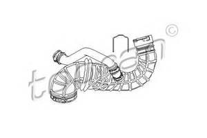 Воздухозаборники Ford