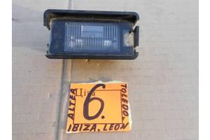 б/в Ліхтарі підсвічування номера Seat Ibiza