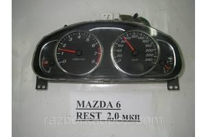 Щиток приборов 2.0 мех рест Mazda 6 (GG) 03-07 (Мазда 6 ГГ)