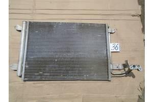 б/у Радиаторы кондиционера Skoda SuperB