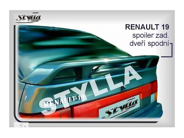 купить бу Спойлер Renault 19 (R1L) в Луцьку