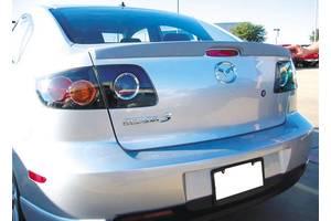 Новые Спойлеры Mazda 3