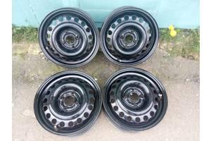 """Ст.диски""""GM""""(Germany) на Opel Combo, R15,6j""""15,4""""100,ET49,D=56,6 в отм.состоянии"""
