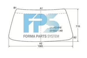 Новые Стекла лобовые/ветровые BMW 3 Series