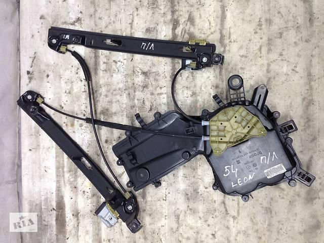 Стеклоподъемник передний левый электрический Seat Leon II (1P1) 2006-2012г. 1P0837401E- объявление о продаже  в Киеве