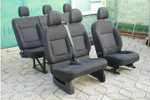 Новые Сидения Volkswagen Caravella