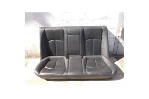 Сидіння задні кожані Мерседес Бенц E-class W211