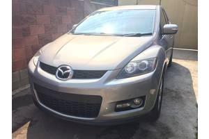 Системы безопасности ремней Mazda CX-7