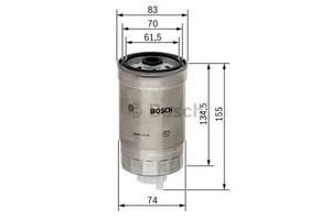 Топливный фильтр  Альфа Ромео 155 1.9 TD 1993- \ Ситроен Джампер 1.9 TD