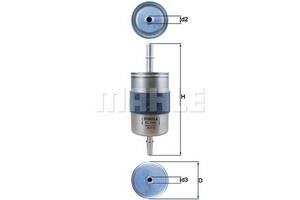 Топливный фильтр VOLVO S90 II  2016-  \       V60 II      2016 -  \   V90 II   2017-  \  XC60 II  2017 -\