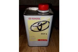 Новые Тормозные механизмы Toyota