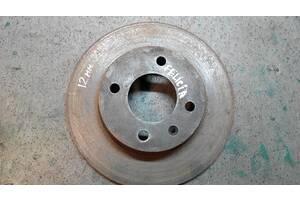 Тормозной диск передний Skoda Favorit d=236/62мм; s=13мм 1989-1994 года ТД17