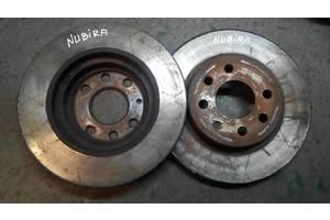 Тормозной диск передний вентилируемый Daewoo Nubira d=256мм; s=22мм 1997-2002 года ТД2